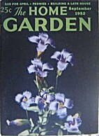 The Home Garden Volume 20 Number 03 1952…