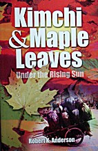 Kimchi & maple leaves under the rising sun…