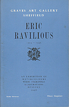 Eric Ravilious 1903-1942: An Exhibition of…