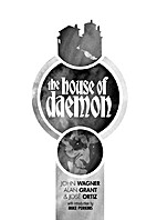 The House of Daemon by John Wagner