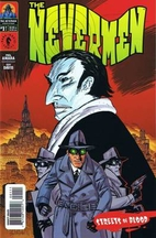 The Nevermen: Streets of Blood # 1