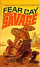 Fear Cay (Doc Savage #19) (Ebook)