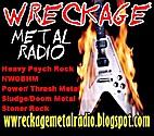Wreckage Metal Radio Show, 1 August 2011