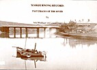 Maribyrnong Record: Past Images of the River…