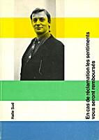 Martin Kippenberger: En cas de…