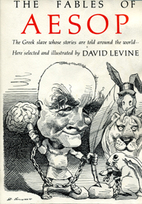 The Fables of Aesop by David Levine