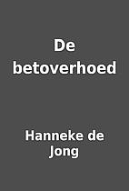 De betoverhoed by Hanneke de Jong