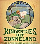 Kindertjes uit Zonneland by Rie Cramer