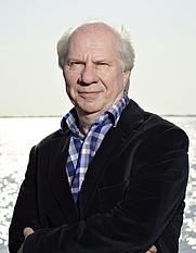 Author photo. Jan Brokken - Photo:  © Merlijn Doomernik