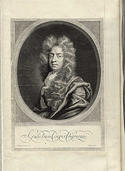 Author photo. William Cowper FRS. Wikimedia Commons.