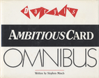 Daryl's Ambitious Card Omnibus by Stephen…