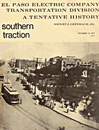El Paso Electric Company, Transportation…