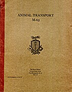 ANIMAL TRANSPORT M-63 by Army