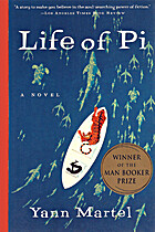 Life of Pi : a novel by Yann Martel