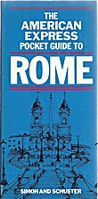 American Express Pocket Guide to Rome by…