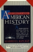 Main Currents in American Hist by Gabriel…