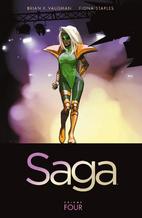 Saga, Vol. 4 by Brian K. Vaughan