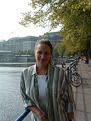 Author photo. Bettina Röhl