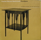 Some examples of furniture by Charles Rennie…