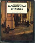 Monumental Brasses by John Page-Phillips