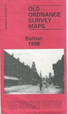 Lancashire Sheet 087.13 Bolton 1908 by Alan…