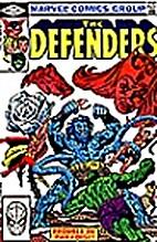 Defenders (1972) #108 by J.M. DeMatteis