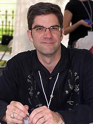Author photo. Jeff Abbott foto: Larry D. Moore