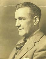 Author photo. Herschel Brickell, O. Henry Prize editor