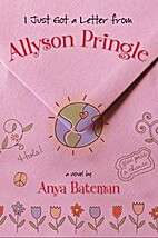 I Just Got a Letter From Allyson Pringle by…