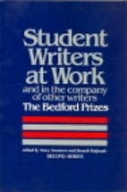 Student writers at work and in the company…