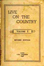 Live On TheCountry Vol 1 & Vol 2 by Joan H.…