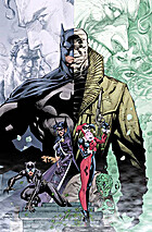 Batman: Hush by Jeph Loeb