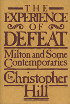 The Experience of Defeat (Peregrine books)…