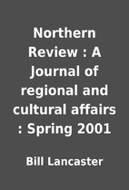Northern Review : A Journal of regional and…