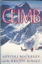 The Climb: Tragic Ambitions on Everest by…