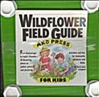 Wildflower Field Guide and Press for Kids…