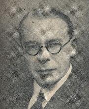 Author photo. Cropped scan of recto of rear cover of Penguin Handbook S147 - unattributed.