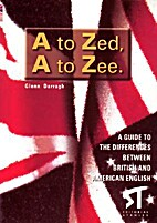 A to Zed, A to Zee (Spanish Edition) by…