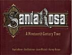 Santa Rosa, A Nineteenth Century Town