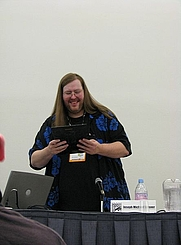 Author photo. Comiquero.com