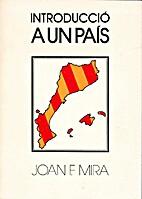 Introducció a un país by Joan F. Mira