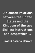 Diplomatic relations between the United…
