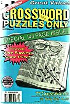 Herald Tribune Crossworld Puzzles Only,…