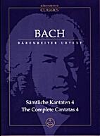 Sämtliche Kantaten 4 The Complete Cantatas…