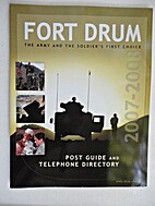 Fort Drum, The Army and the Soldier's First…