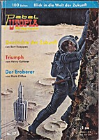 Utopia Magazin Nr. 17 by Walter Spiegl