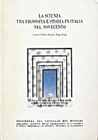 La scienza tra filosofia e storia in Italia…