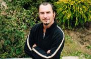 Author photo. Mark Chadbourn