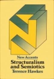 Structuralism and Semiotics (New Accents) av…
