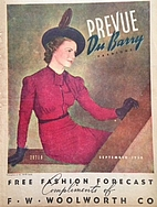 DuBarry Fashions Prevue, 1938 September by…